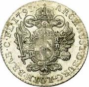 14 Liards / 14 Oorden - Leopold II – reverse