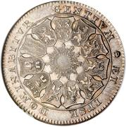 3 Florins / 3 Guldens (Insurrection Coinage) – reverse