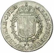 10 Liards / 10 Oorden - Franz II – reverse