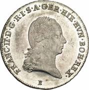 ¼ Kronenthaler - Franz II – obverse
