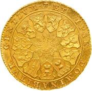 14 Florins / 14 Guldens (Insurrection Coinage) – reverse