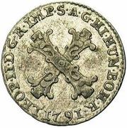 10 Liards / 10 Oorden - Leopold II – obverse