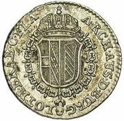 10 Liards / 10 Oorden - Leopold II – reverse