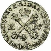 14 Liards / 14 Oorden - Maria Theresia – obverse