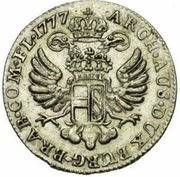 14 Liards / 14 Oorden - Maria Theresia – reverse