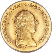 ½ Souverain - Joseph II -  obverse