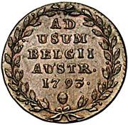 2 Liards / 2 Oorden - Franz II – reverse