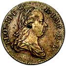 1 Liard / 1 Oord - Leopold II – obverse