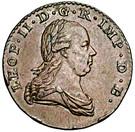 2 Liards / 2 Oorden - Leopold II – obverse