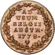 2 Liards / 2 Oorden - Maria Theresia – reverse