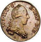 2 Liards / 2 Oorden - Joseph II – obverse