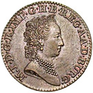 2 Liards / 2 Oorden - Maria Theresia – obverse