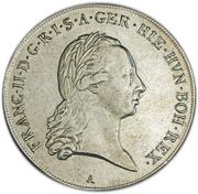 1 Kronenthaler - Franz II (Type II) -  obverse