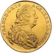 10 Souverains - Franz I (Antwerp) – obverse
