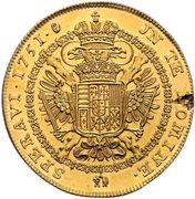 10 Souverains - Franz I (Antwerp) – reverse