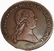 Token - Leopold II (County of Flanders) – obverse