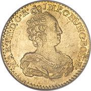1 Souverain - Maria Theresia – obverse
