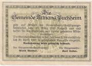 20 Heller (Attnang – Puchheim) – reverse