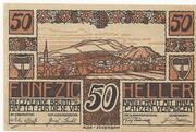 50 Heller (Brunn am Gebirge) -  obverse