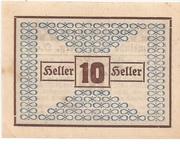 10 Heller (Geretsberg) – reverse
