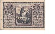10 Heller (Helfenberg) – reverse