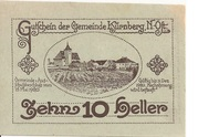 10 Heller (Kürnberg) – reverse