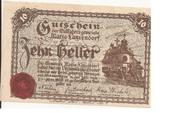 10 Heller (Maria-Lanzendorf) – obverse
