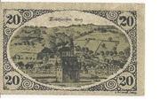 20 Heller (Mauthausen) -  reverse