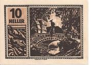 10 Heller (Maxglan) – reverse