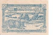 10 Heller (Michaelnbach) – obverse