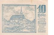 10 Heller (Michaelnbach) – reverse