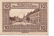 10 Heller (Neumarkt a. d. Ybbs) – reverse
