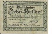 10 Heller (Neumarkt a. d. Ybbs) -  obverse