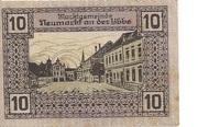 10 Heller (Neumarkt a. d. Ybbs) -  reverse