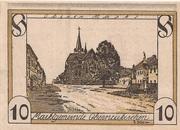 10 Heller (Oberneukirchen) – reverse