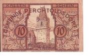 10 Heller (Perchtoldsdorf) – reverse