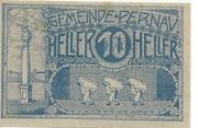 10 Heller (Pernau) – obverse