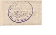 10 Heller (Purgstall) – reverse