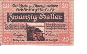 20 Heller (Schärding) -  obverse