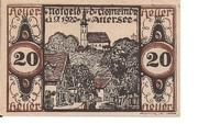 20 Heller (Attersee) – obverse
