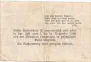 20 Heller (Langenlois) – reverse