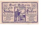 50 Heller (Weyer) – obverse