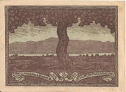 10 Heller (Krummnussbaum) – reverse