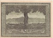 50 Heller (Krummnussbaum) -  reverse