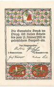 80 Heller (Bruck im Pinzgau) -  reverse