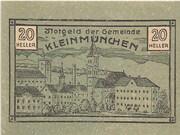 20 Heller (Kleinmünchen) -  obverse