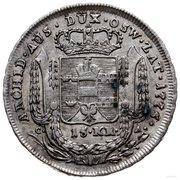 15 Kreuzer - Maria Theresia – reverse