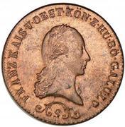 3 Kreutzer - Franz I -  obverse