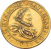10 Ducat - Matthias II (Vienna) – obverse