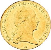 2 Ducat - Franz II -  obverse